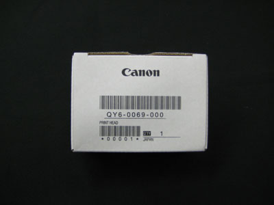 QY60069 - Genuine Canon Print Head QY6-0069-000