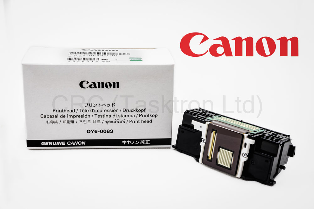 QY60083 - Genuine Canon Print Head QY6-0083-000 for Canon iP8750, MG7150, MG6350, MG7550 & MG7750 Range