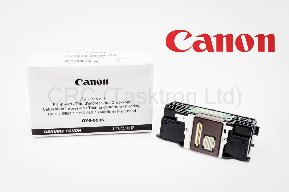 QY60086 - Genuine Canon Print Head QY6-0086-000 for Canon PIXMA iX6850, MX925 & MX725