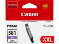 1999C001 - Genuine Canon CLI-581PB XXL Photo Blue Ink Tank - Extra High Yield Cartridge - 11.7ml