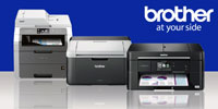 Brother Printers & Faxes
