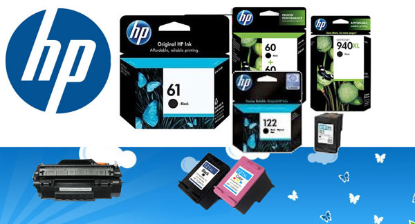 HP - Consumables
