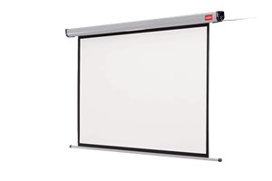 1901971 - Nobo Electric Wall Projection Screen 1600x1200mm