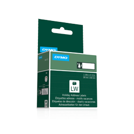 1960102 - Dymo 1960102 LabelWriter Tree Design Labels, 28 x 89mm - 130 Labels