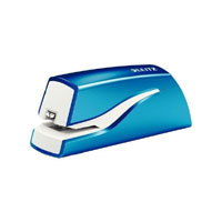 55661036 - Leitz NeXXt Series WOW Electric Stapler - Blue Battery Powered Stapler * Free Delivery *