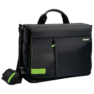 "60190095 - Leitz Complete 15.6"" Smart Traveller Messenger Case, carries all your mobile devices & A4 documents"