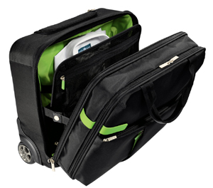 60590095 - Leitz Complete Smart Traveller Carry-On Trolley, cabin size for mobile devices, documents & clothing