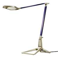 62080069 - Leitz Style Smart LED Desk Lamp - Titan Blue *Free Delivery*
