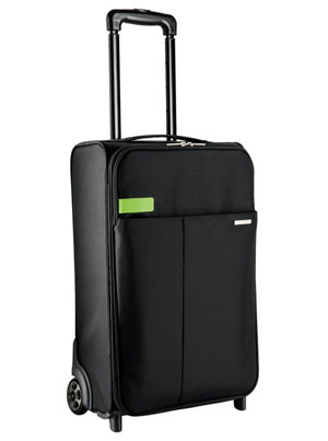 6210-00-95 - Leitz Complete Smart Traveller 2 Wheel Hand Luggage Trolley