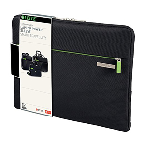 "6224-00-95 - Leitz Complete Power Sleeve - for 15.6"" Laptop Computers"