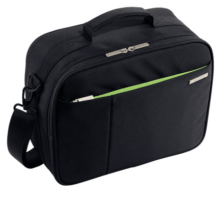 70250095 - Leitz Icon Carry Bag, Black carry case for the ICON Printer