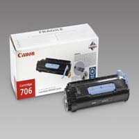 0264B002 - Canon 706 Black Toner Cartridge for MF6530, MF6550, MF6560, MF6580