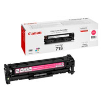 2660B002 - Canon 718 Magenta Toner Cartridge 2.9K copies