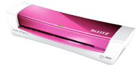 73681023 - Leitz i-LAM Home Office Laminator - A4 - Pink *Free Delivery*