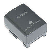 2740B002 - Canon BP-808 Rechargeable Battery for FS10/11/100 & HFS Camcorders (Black)