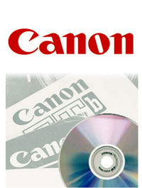 0033X979 - Canon Powershot A800 Instruction Manual Kit & Software Disks