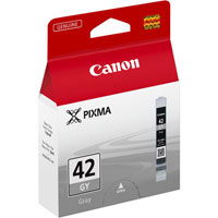 6390B001 - Canon CLI-42GY Grey Ink Tank for Canon PRO-100