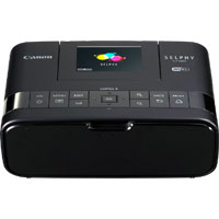 0599C011 - Canon SELPHY CP1200 - Black Wireless Portable Photo Printer - Discontinued by Canon