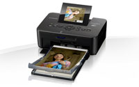 8426B012AA - Canon CP910 SELPHY Compact Photo Printer - Black - Discontinued by Canon