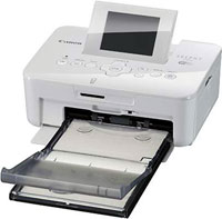 8427B012AA - Canon CP910 SELPHY Compact Photo Printer - White - Discontinued by Canon