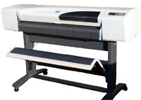 WIDE - On-Site Service & Repairs to Hewlett Packard Designjet 500/800 - T & Z Series Large Format Printers
