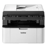 25795J - Brother MFC-1910W A4 Mono Laser Multifunction Printer