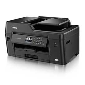 27825J - Brother MFC-J6530DW Professional A3 Colour Inkjet Multifunction