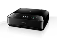 0596C008AA - Canon PIXMA MG7750 Inkjet Photo Printer - Black - Discontinued By Canon