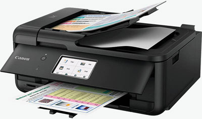 2233C008 - Canon PIXMA TR8550 Inkjet Multifunctional Printer with Fax - Ideal for Home Office * Free Delivery *