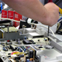 SPARES - CRC supply all Spare Parts for Canon Office Machines and Cameras