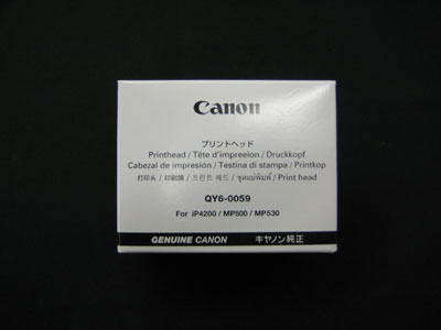 QY60059 - Genuine Canon Print Head QY6-0059-010 *Discontinued by Canon*