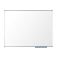 1902643 - Nobo 1200x900mm Classic Steel Whiteboard with Magnetic Painted Surface