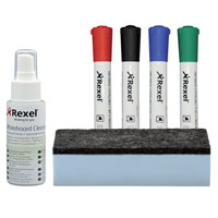 1903798 - Rexel Whiteboard Starter Kit
