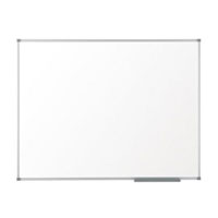 1905219 - Nobo 600x450mm Classic Enamel Whiteboard - Magnetic Enamel Surface