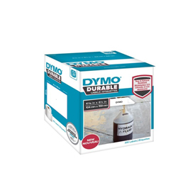 1933086 - Dymo 1933086 LabelWriter Durable Extra Large Shipping labels, 104mm x 159mm - Black on White - 200 L