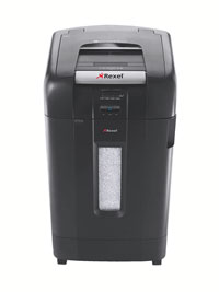 2104750 - Rexel Auto+ 750M Micro Cut Shredder with Auto Feed
