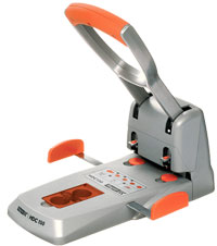 23000600 - Rapid Supreme Heavy Duty Hole Punch - HDC150 2 Hole Punch, 150 sheets