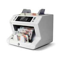 Safescan 2665-S - Safescan 2665-S Automatic Banknote Counter with Value Counting and Software