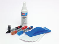 34438861 - Nobo Whiteboard Starter Kit with Markers & Eraser
