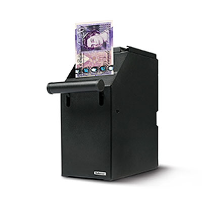 4100 B - Safescan 4100 POS Safe - Black