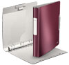 4245-00-28 - Leitz Active Style SoftClick Ring Binder - Garnet Red (Pack of 5)