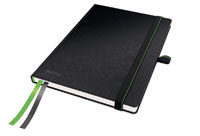 4474-00-95 - Leitz Complete Notebook - iPad Size, Ruled with Hard Cover - Black