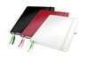 4477-00-01 - Leitz Complete Notebook - A5 Squared with Hard Cover - White - Discontinued By Leitz/ACCO