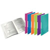 4631-00-99 - Leitz WOW Assorted 20 Pocket Display Book - Pack 28
