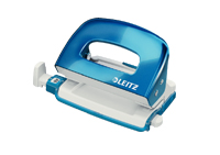 50602036 - Leitz NeXXt Series WOW Mini Office Hole Punch - Blue Hole Punch