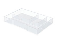 5215-00-02 - Leitz Organiser Tray for Plus and WOW drawer cabinets