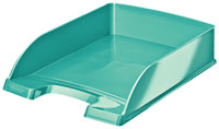 5226-30-51 - Leitz WOW Ice Blue Letter Tray - Pack of 5