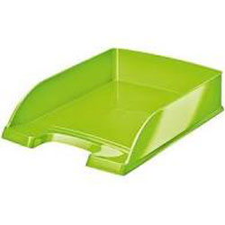 5226-30-54 - Leitz WOW Green Letter Tray - Pack of 5
