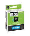 S0720930 - Dymo 24mm Black on White Tape x 7m - (legacy code-53713)