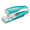 55021051 - Leitz NeXXt Series WOW Metal Office Stapler - Ice Blue Stapler